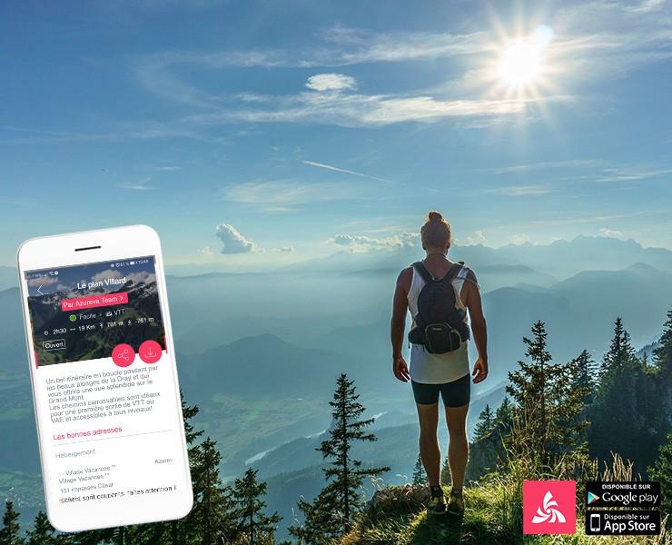 Application Mobile Azureva