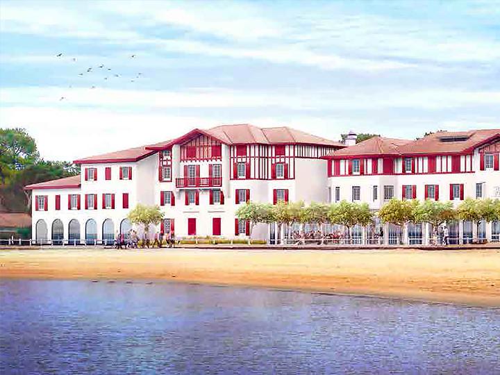 Séjour location vacances Hotel Hossegor