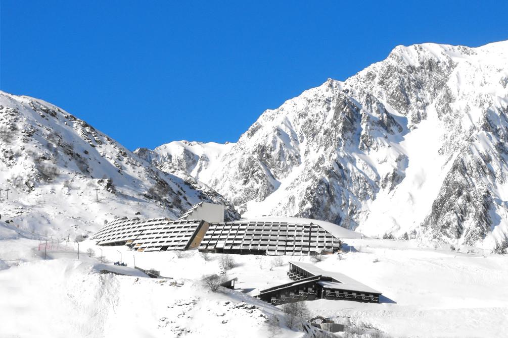 village vacances piau engaly neige