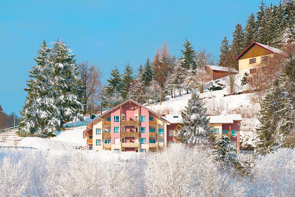 village vacances alsace neige montagne bussang