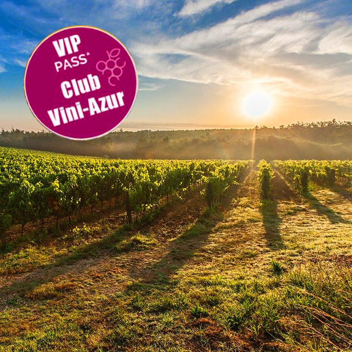 vip pass vini azur vins et sud londe les maures oenologie